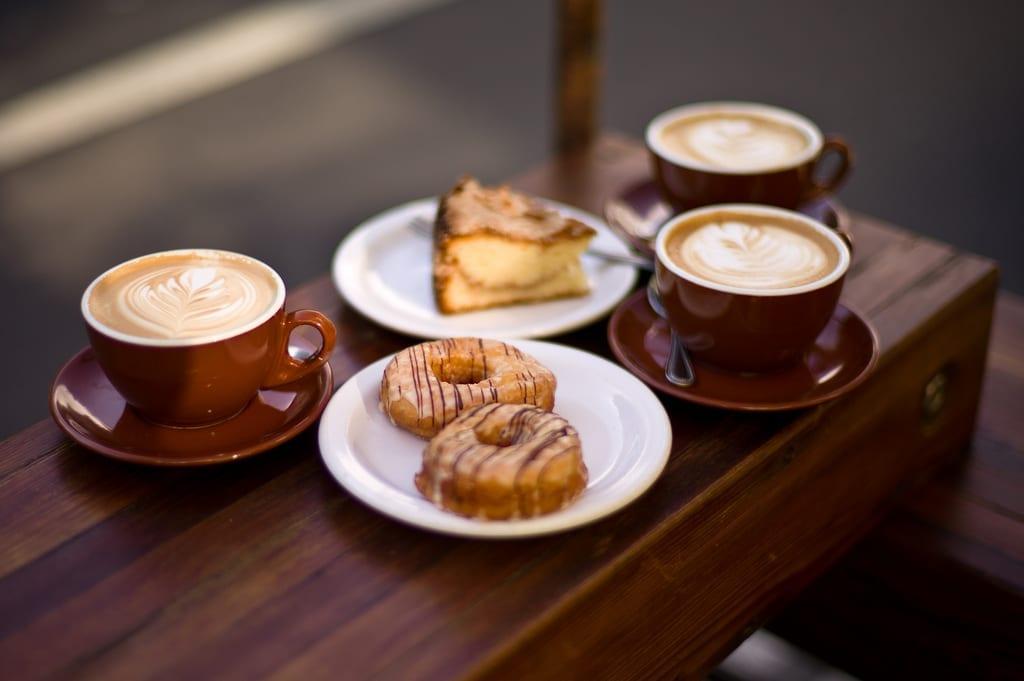 Cafe en Ealing