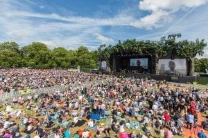 Visitar el Hyde Park, el más conocido de la ciudad