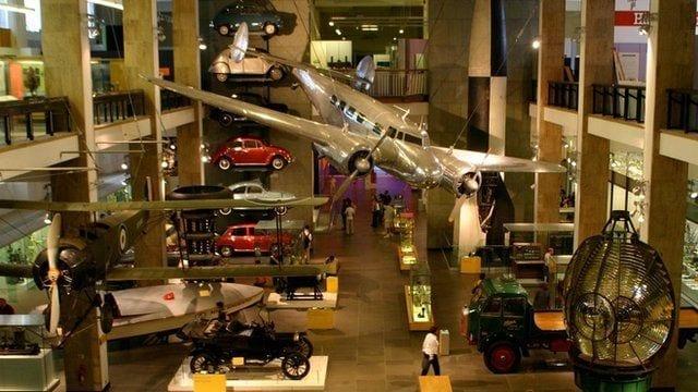 la tecnología en el museo de la ciencia