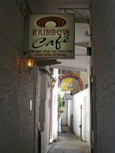 Rainbow Café Cambridge empleo en la ciudad de cambridge