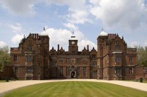Habitantes y trabajos en Birmingham: Aston Hall hacer turismo en la ciudad de Birmingham reino unido uk