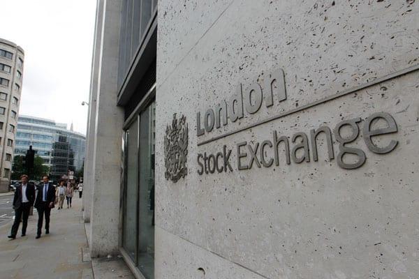 la bolsa de londres, london stock exchange