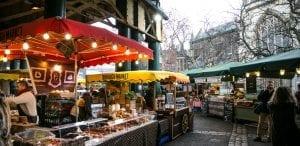 Borough Market, mercadillo en Southwark