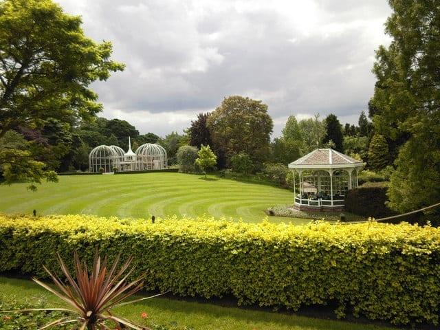 Habitantes y trabajo en Birmingham: Botanical Garden academias para aprender inglés
