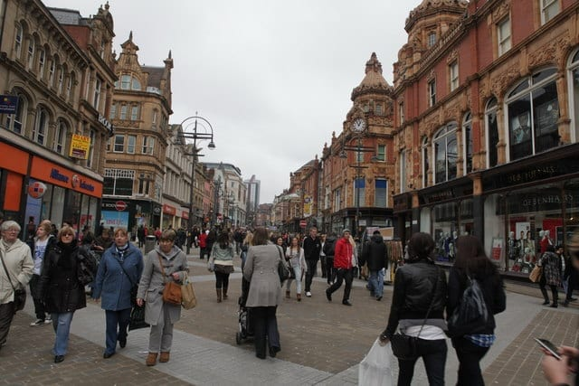 leeds ciudad erasmus de Inglaterra y para buscar trabajo
