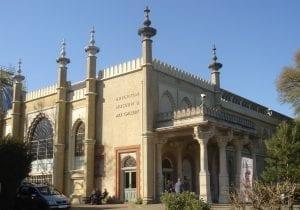 Visitar el pueblo de Brighton