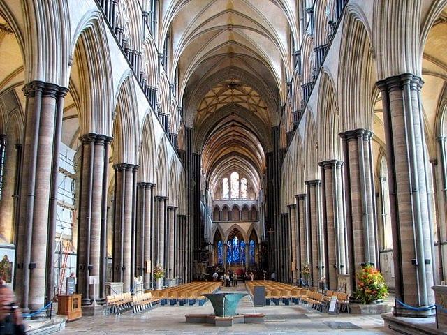 Catedral de Salisbury en 1 día