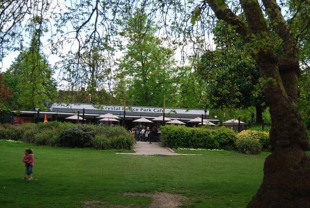 Crystal Palace Park Café