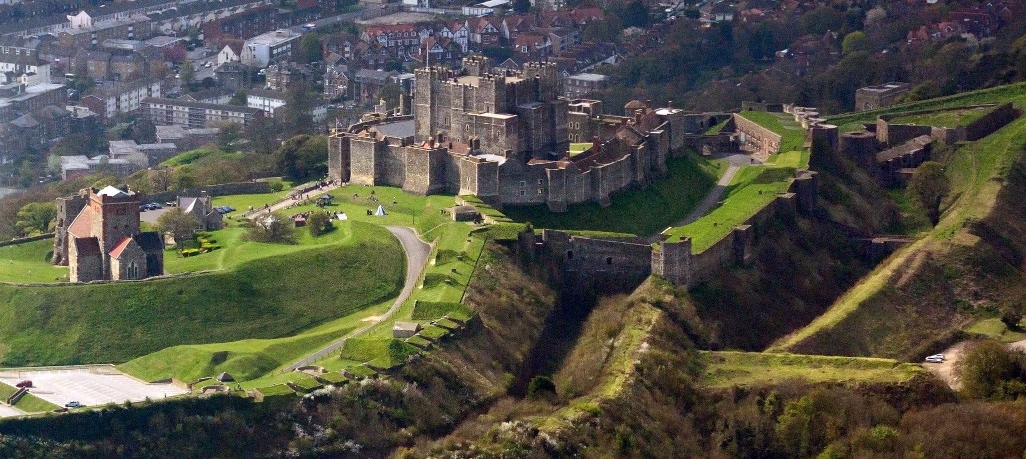 Castillo de Dover en 1 día