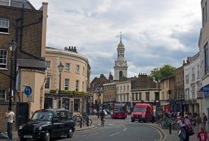 Vivir en Greenwich