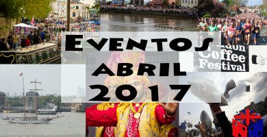 Eventos Abril 2017