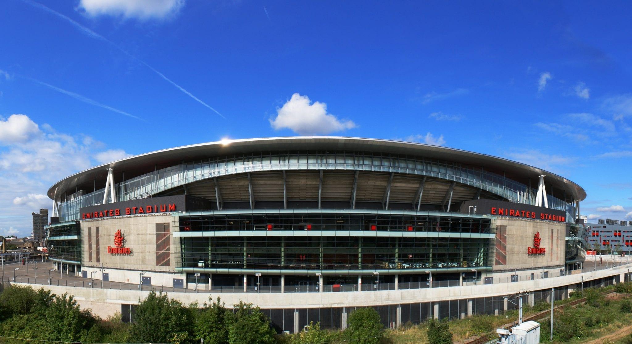 Emirates Stadium en Islington