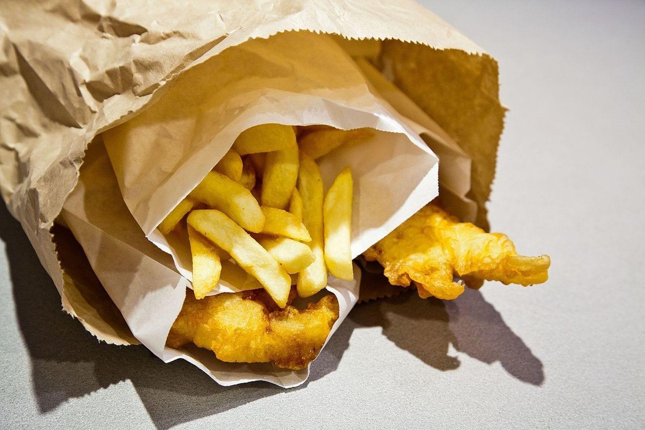 Restaurantes de Fish and Chips original