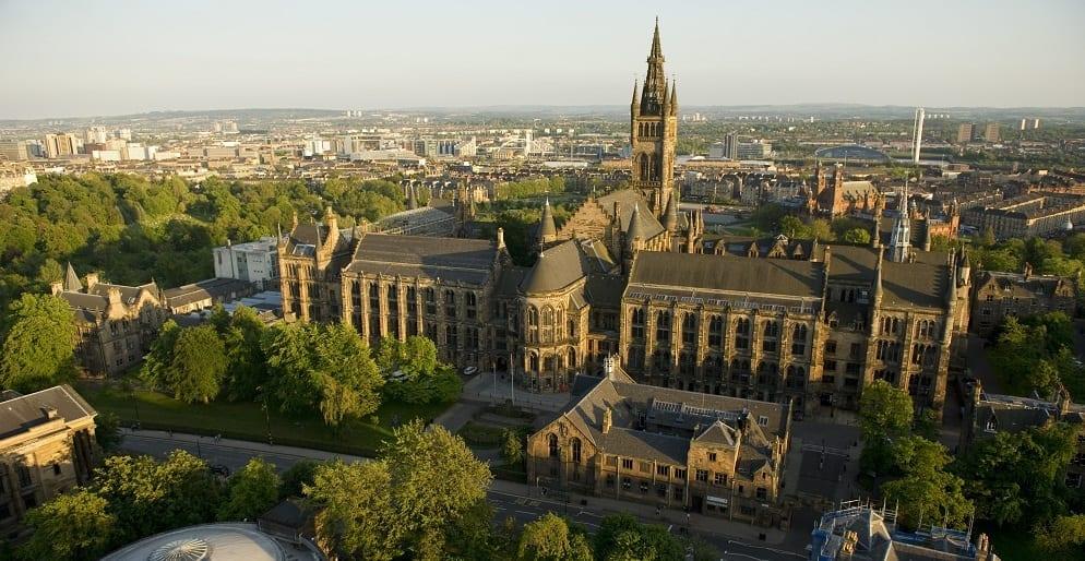 catedral de la ciudad de glasgow