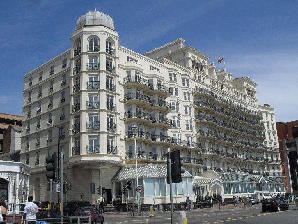 Grand Hotel de Brighton