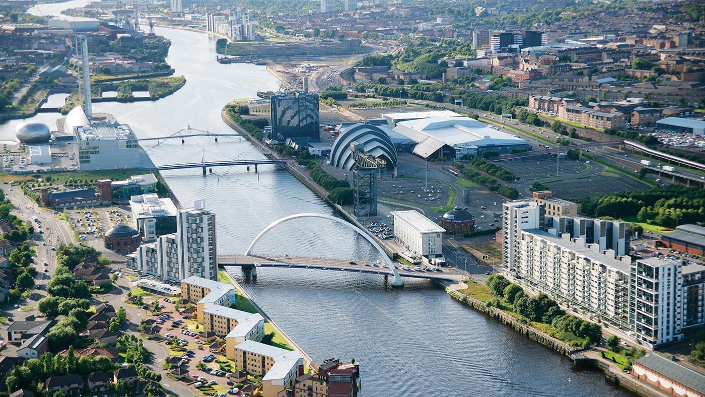 Visitar otra ciudad diferente a la capital de Escocia. Glasgow en 1 día