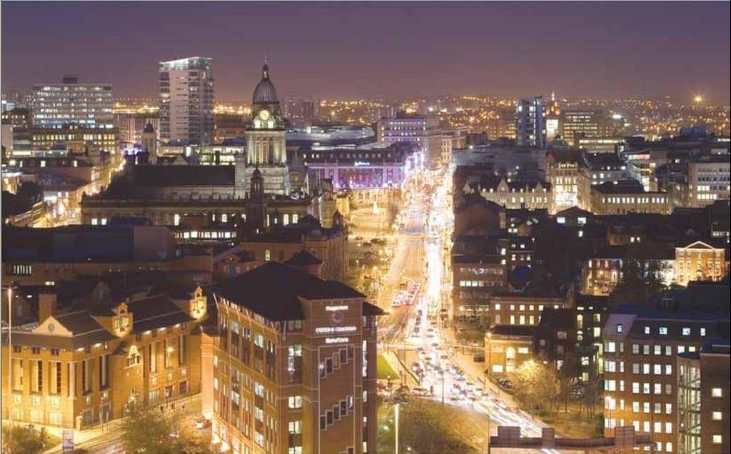 Leeds una ciudad con españoles viviendo en Inglaterra