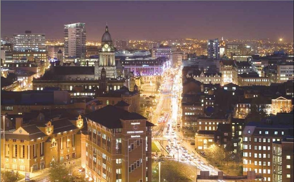 Leeds una ciudad con españoles viviendo
