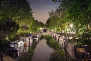 Disfrutar de little venice por el Regent's Canal