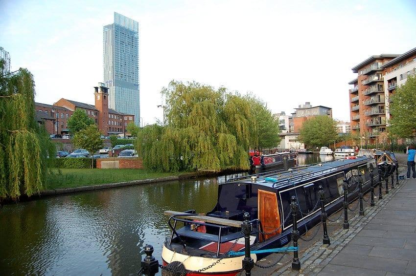 Ver la ciudad de Manchester en 1 día