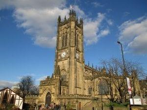 Catedral de Manchester en 1 día