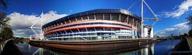 Millennium Stadium gastarte la moneda en tu visita a cardiff, una ciudad de Gales con el buen tiempo