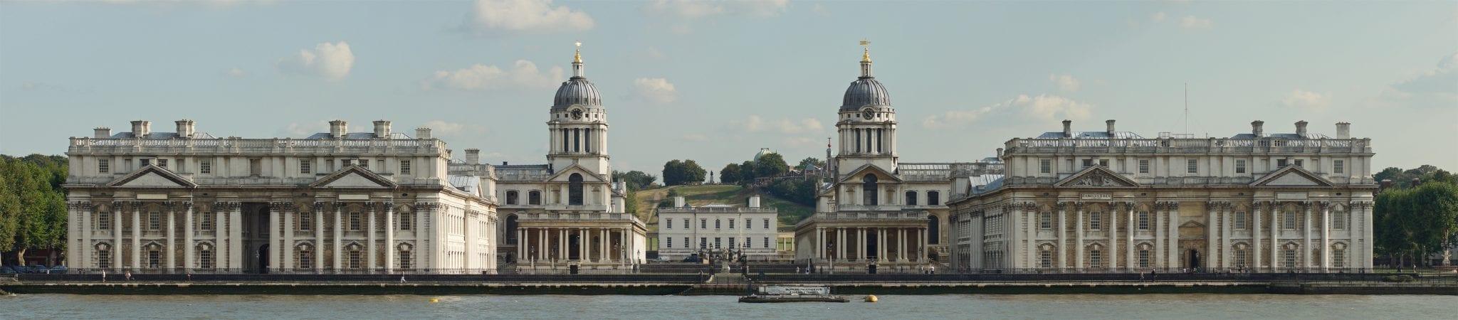 Old Royal Naval College Universidad en Greenwich