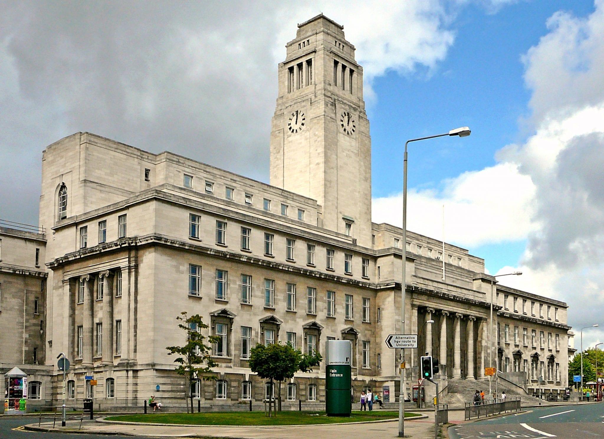 Ciudad de Inglaterra: universidad de Leeds buscar empleo