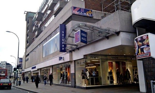 Productos del Primark de Oxford Street
