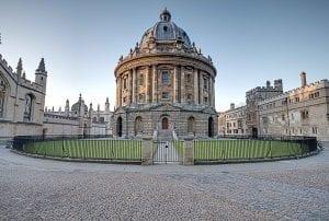 Museo de Oxford y Harry Potter
