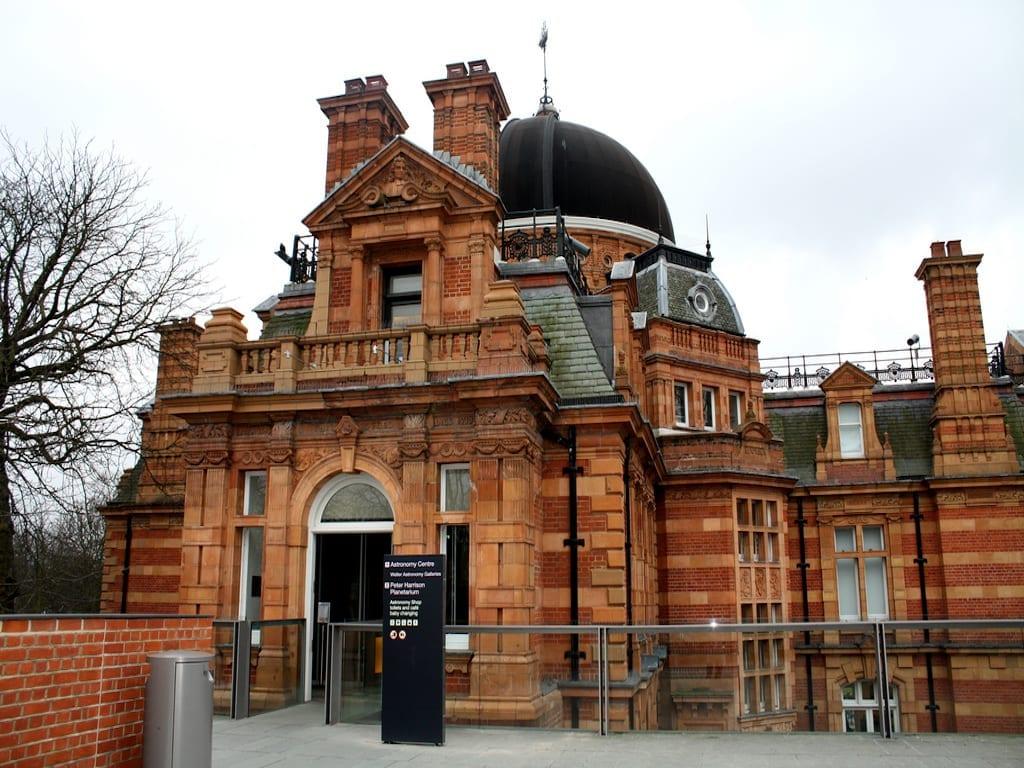 Observatorio en Greenwich