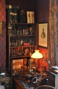 Precio para ver el Sherlock Holmes Museum de novela