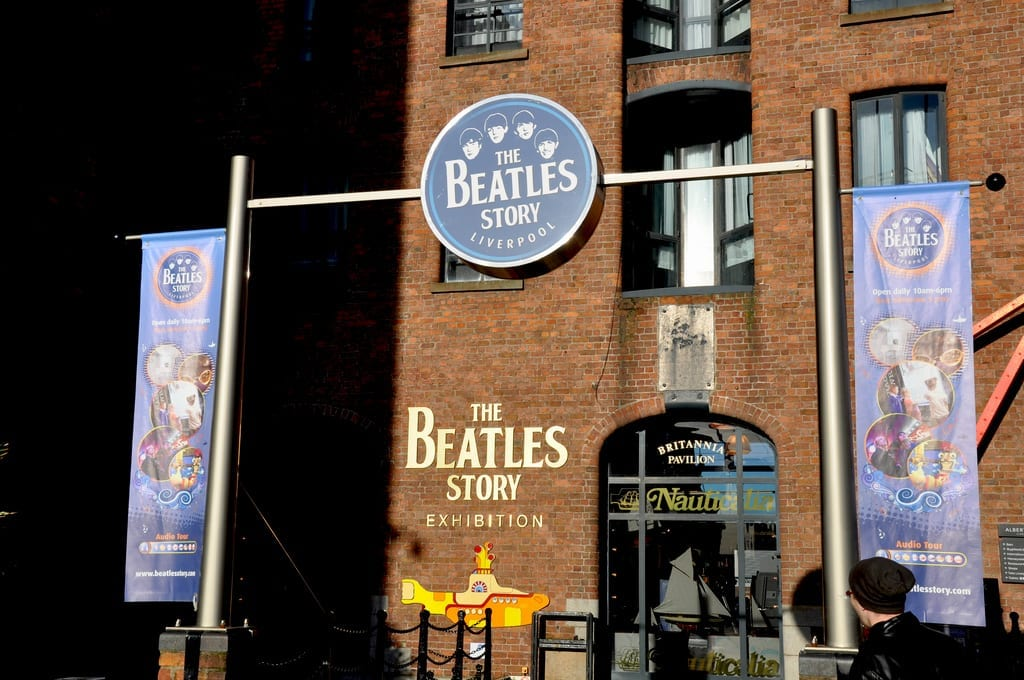 The Beatles Story turismo por liverpool empleo