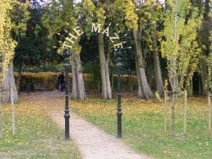Crystal Palace Park en Londres