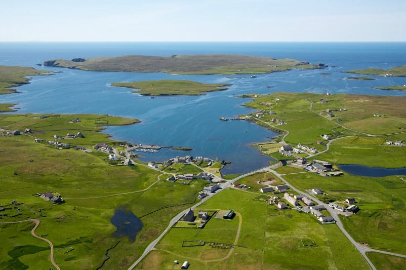 viajar por escocia islas, lago Ness...