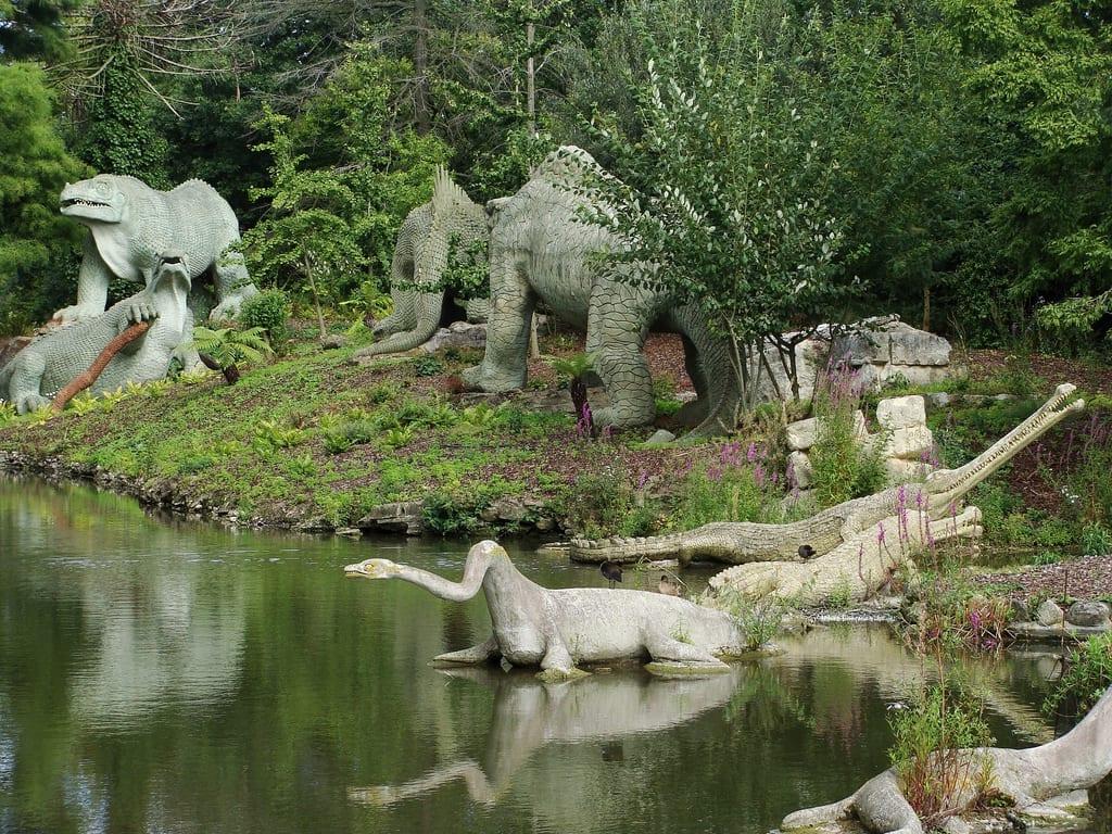 Qué ver y visitar en Londres: Crystal Park