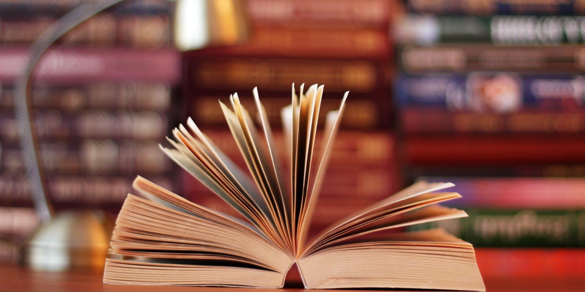 libro abierto del temario b2 en ingles