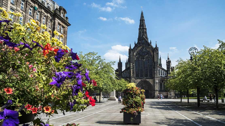 Glasgow, Escocia, en 1 día