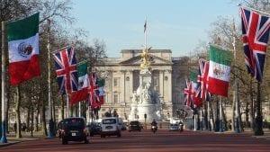 Memorial y Buckingham Palace