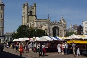 Market Square Cambridge ofertas de empleo en cambridge inglaterra