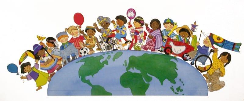 Paises Y Nacionalidades Vocabulario Guia Estudio 2020