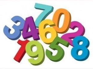 Los Números En Inglés Vocabulario Guía De Estudio 2020