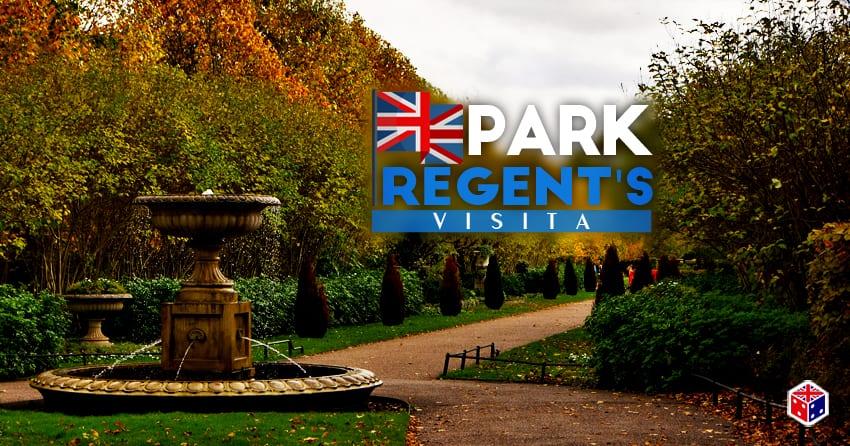 ver horario del park regent en londres