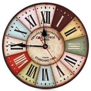 horas ingles