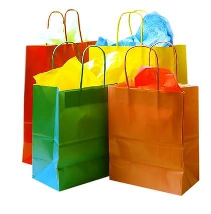de compras por Sheffield