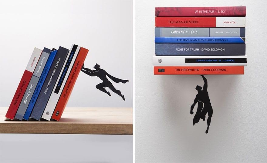 Reading: superheroes