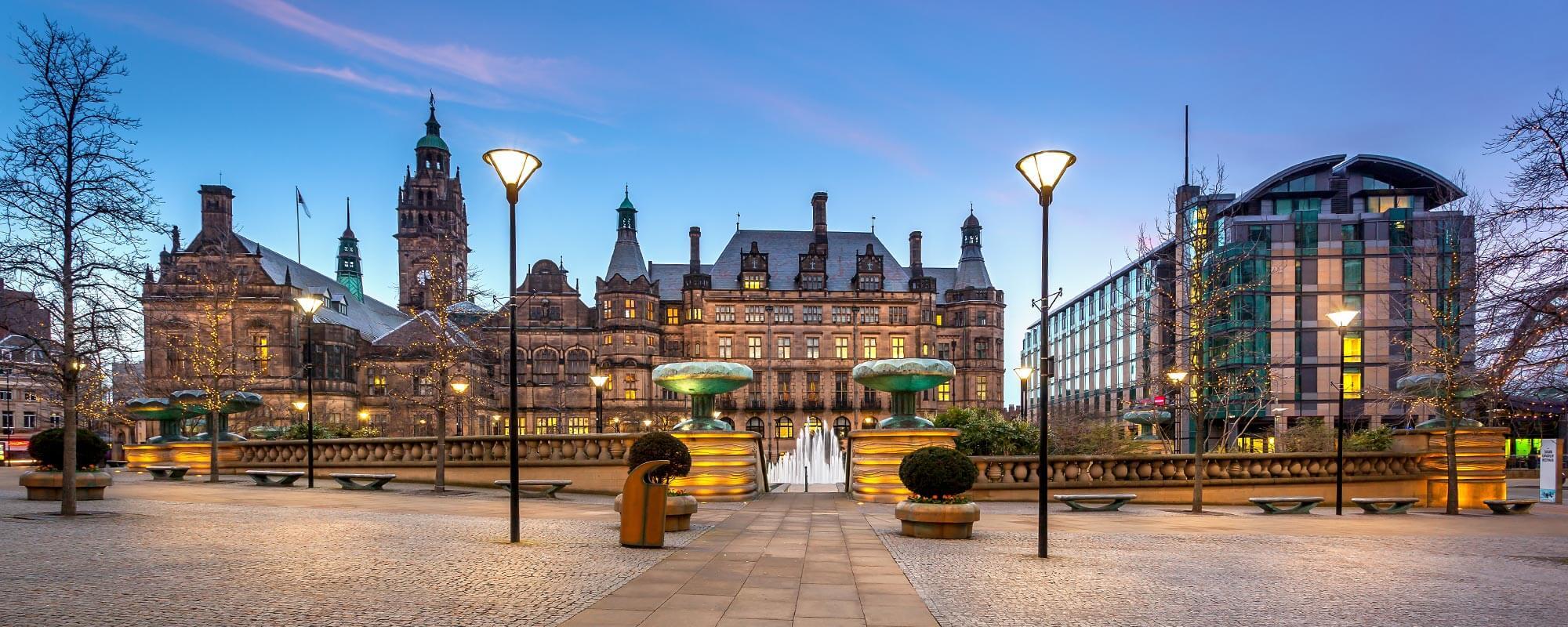 Qué ver en Sheffield, Reino Unido (UK): Trabajar o turismo en sheffield