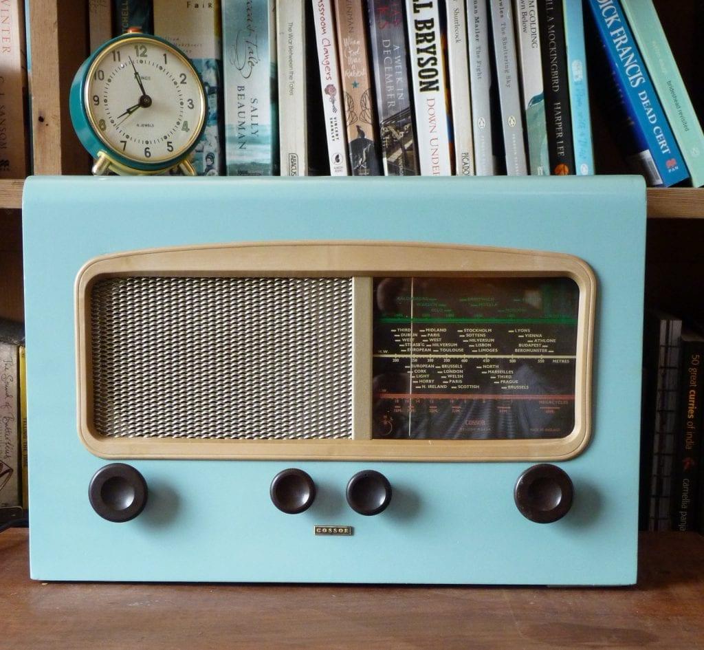 Temario radio