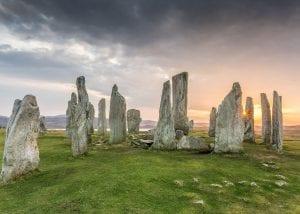 Paisaje de Escocia
