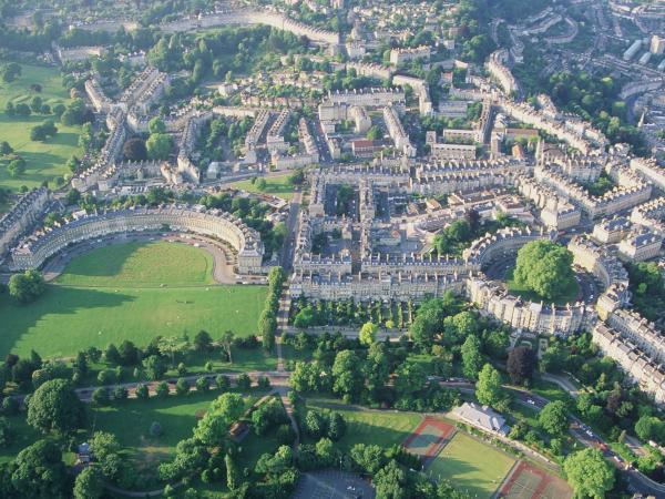 Visitar Bath en 1 día